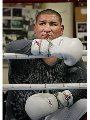 "Cristobal ""The Nightmare"" Arreola"