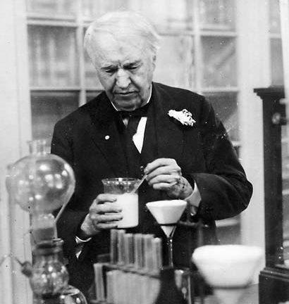Thomas Edison : Date of Birth, Age, Horoscope, Nationality