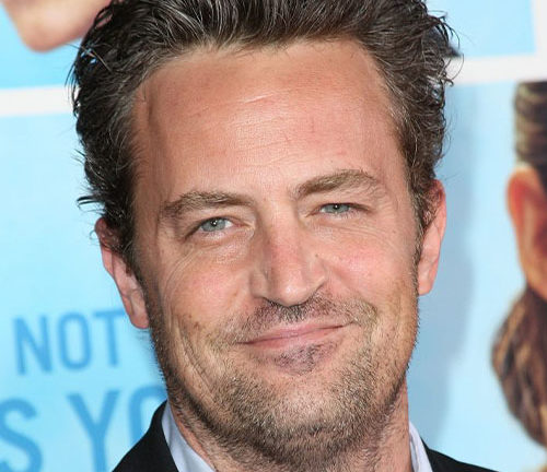 Matthew Perry Got Engaged to Molly Hurwitz